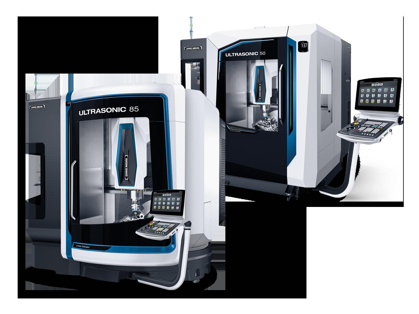 ultrasonic machines by dmg mori