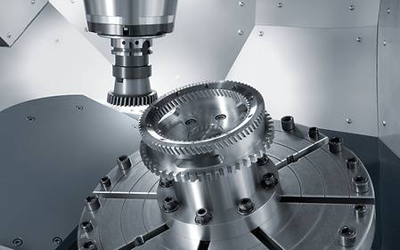 Simultaneous 5-axis machining